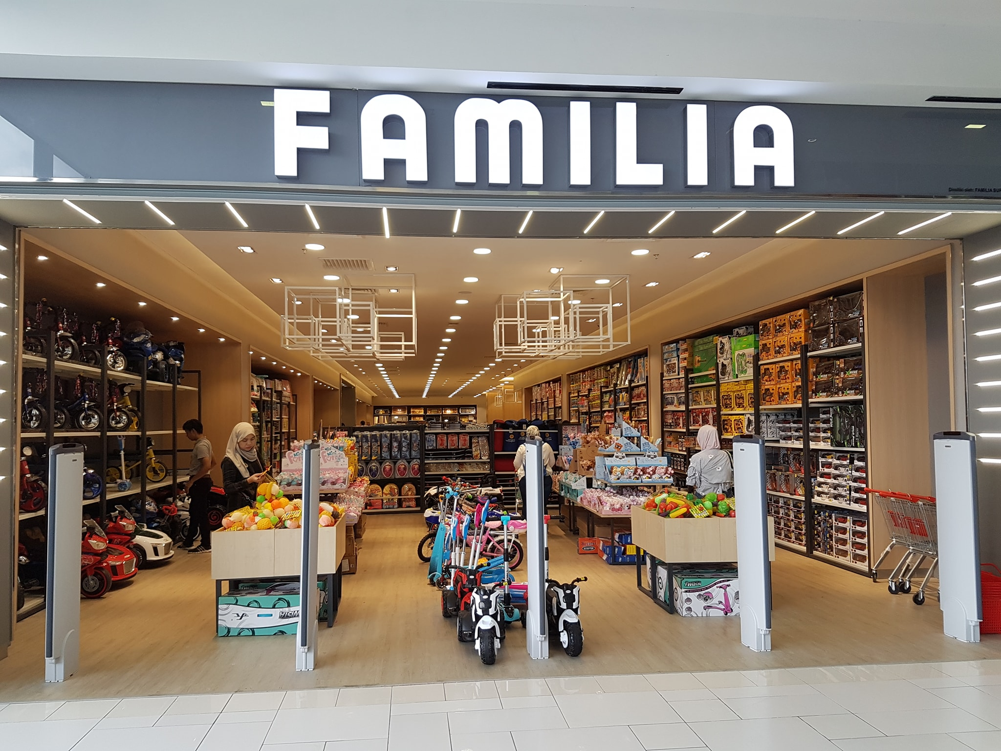 Familia Superstore Kini Dibuka Di Vivacity Megamall