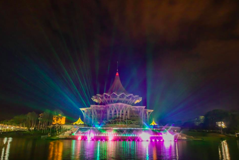 Tempat Menarik Rare Di Kuching Sarawak