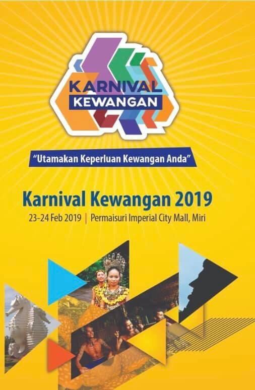 Karnival Kewangan Bank Negara Malaysia Di Permaisuri Imperial City Mall Miri Sarawak