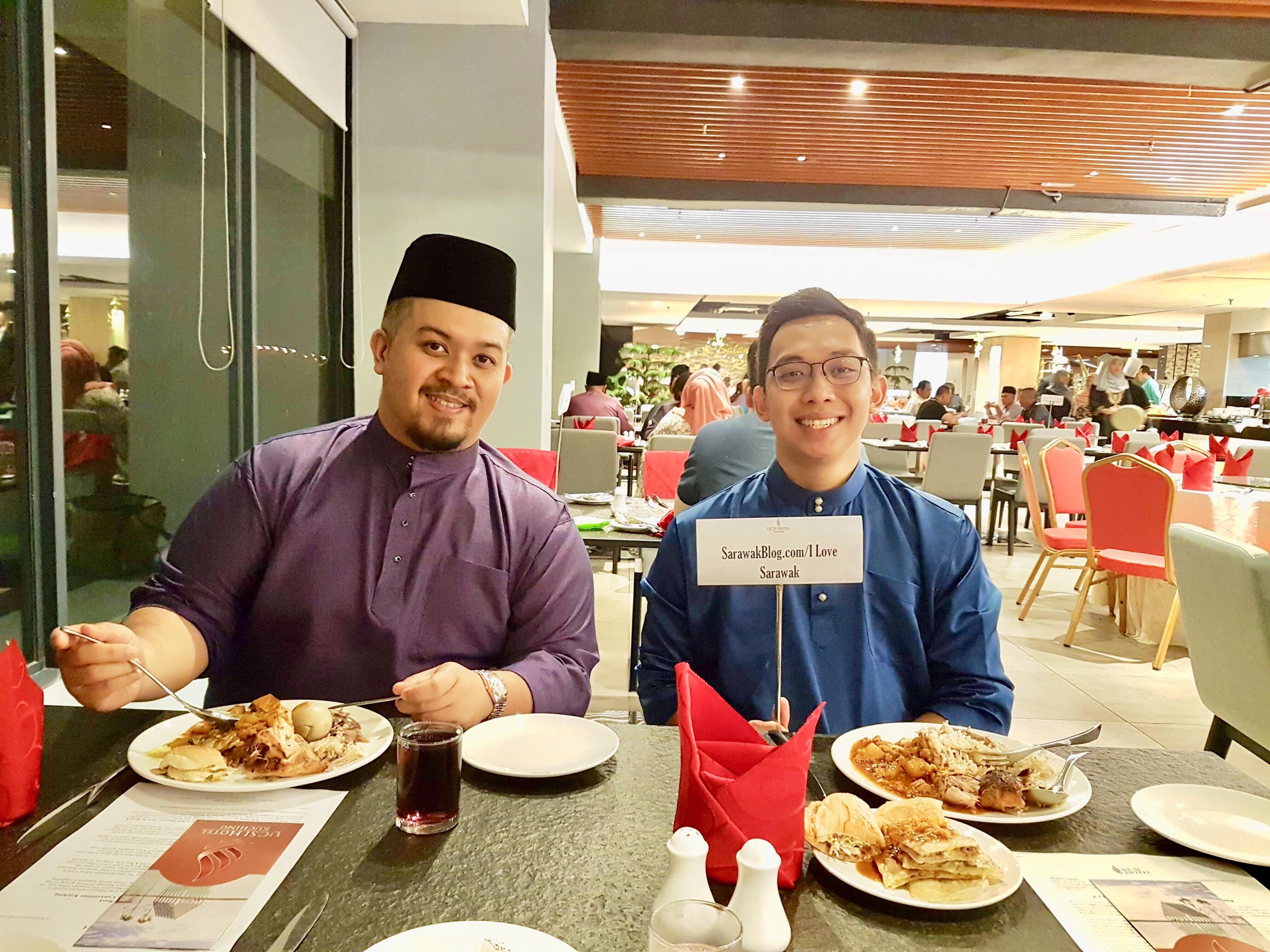 Selera Aneka Rasa Ramadhan Buffet Di UCSI Hotel Urban Resort & Conventions Kuching