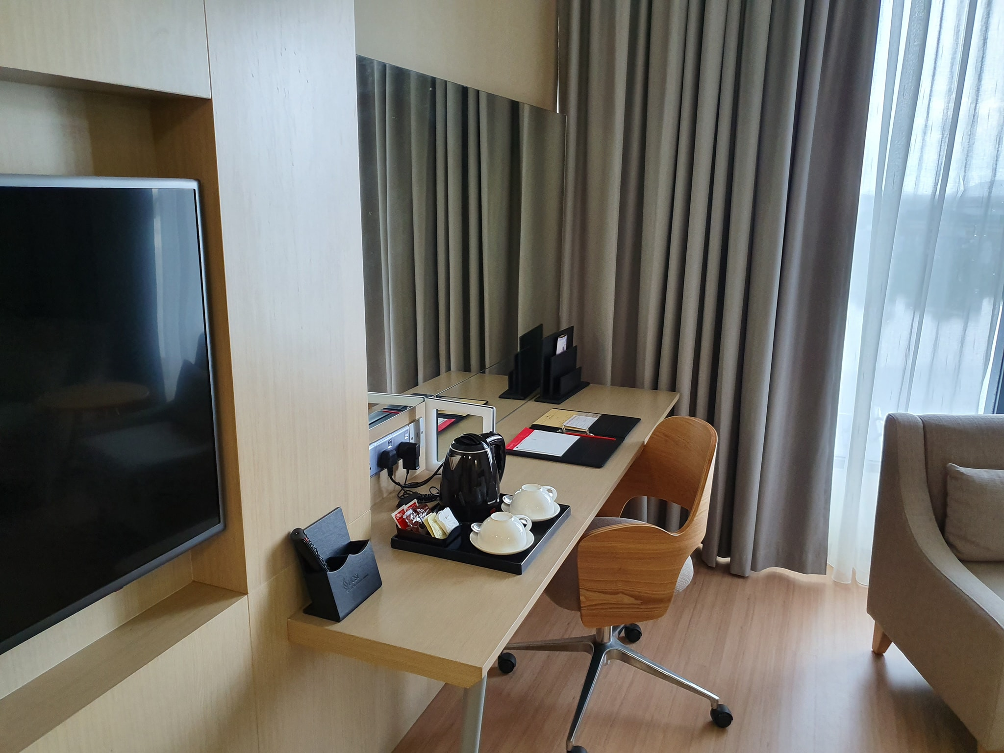 Pengalaman Menginap Di UCSI Hotel Kuching