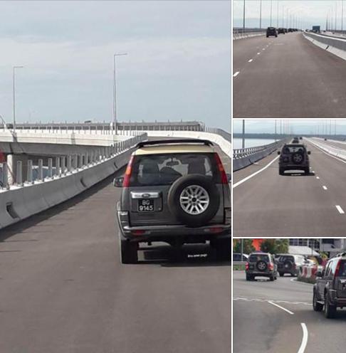 Jambatan Brunei Muara-Temburong Akan Mula Dibuka Kepada Orang Awam 8 Disember 2019