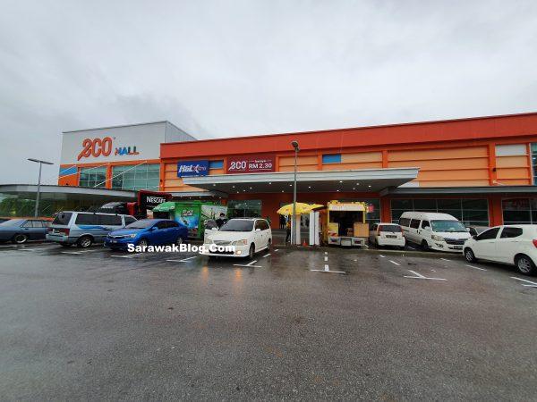 Eco Mall Samariang Petra Jaya Di Kuching Sarawak Kini Dibuka!